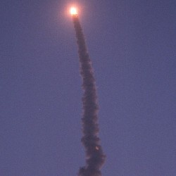 STS-101 Liftoff 7