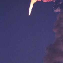 STS-101 Liftoff 9