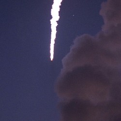 STS-101 Liftoff 12