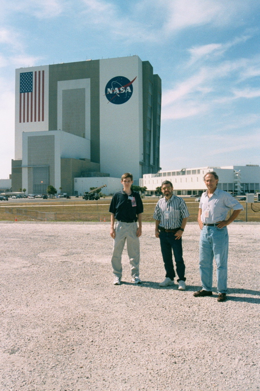 VAB - Aaron, Carlos and Pete