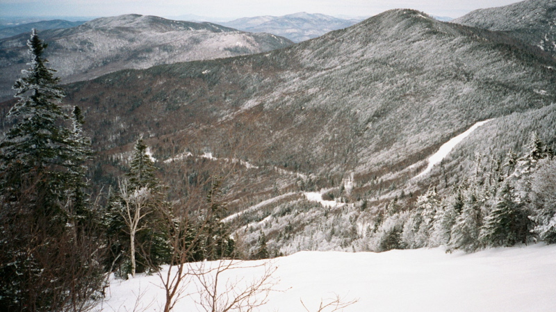 Morse Mountain (From Above)