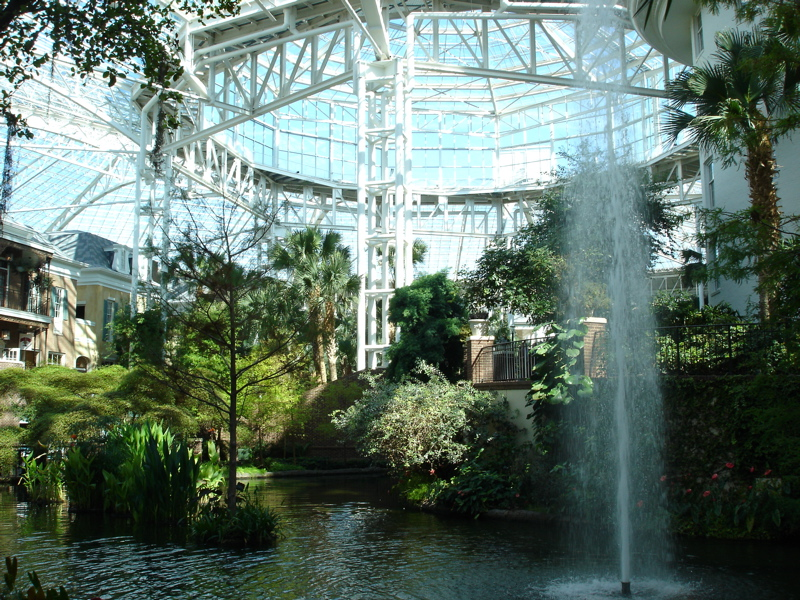 Opryland Delta Room