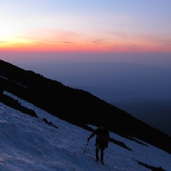 Mount Adams Dawn
