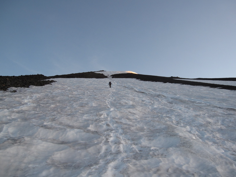 Mount Adams Boot Path