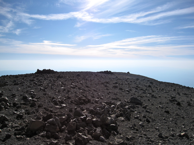 Mount Adams Summit View (East)