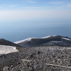 Mount Adams Summit Crater