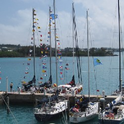 Flying Colors at St. George's Dinghy and Sports Club