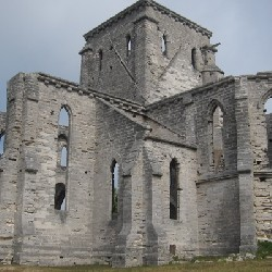 St. George's Unfinished Church